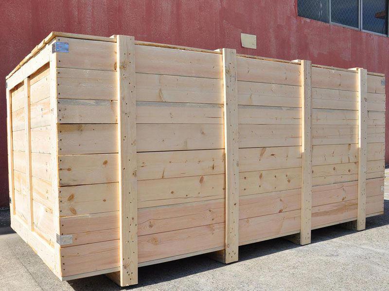 国内木质包装箱