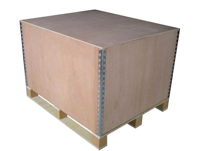 钢带包装箱